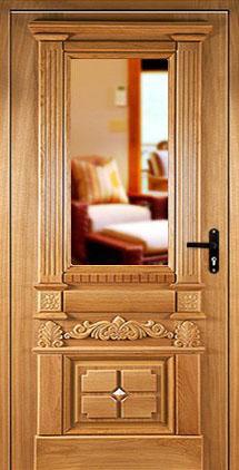 железные двери с зеркалом от производителя
