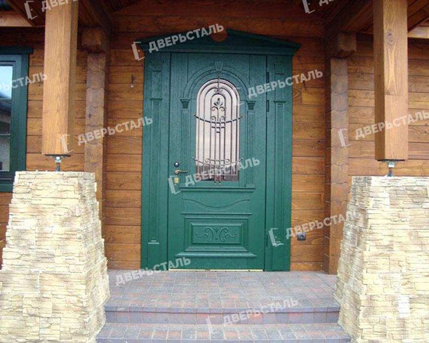 купить входные двери на дачу в истре